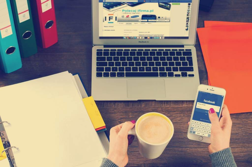 איך לנהל את לקדם את חשבון הפייסבוק שלך