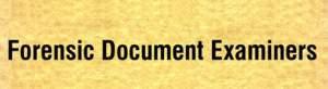 """בוגרת קורס לזיהוי זיוף מסמכים Forensic Document Examiners מרילנד ארה""""ב"""